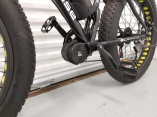 Electric Fat bike 48v 750w mid drive motor like bafang with lithium