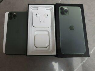 Apple iPhone 11 Pro Max 256GB – Midnight Green